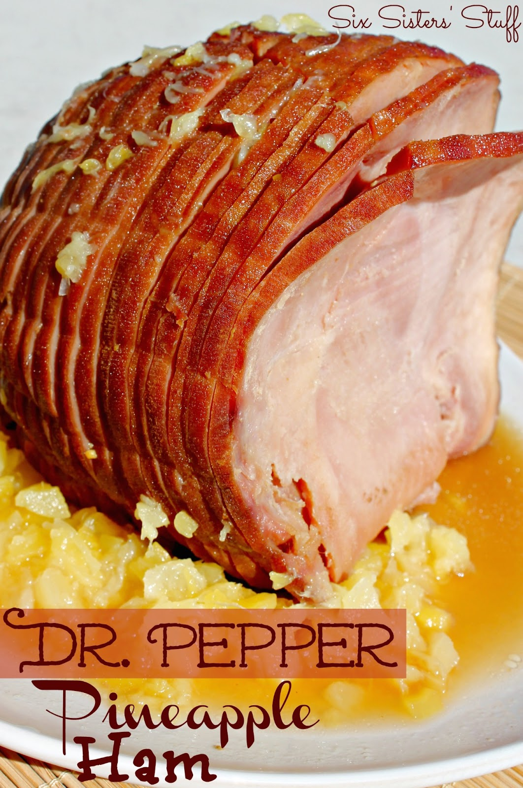 ... cola pineapple glaze 5 ingredients cola pineapple glazed easter ham