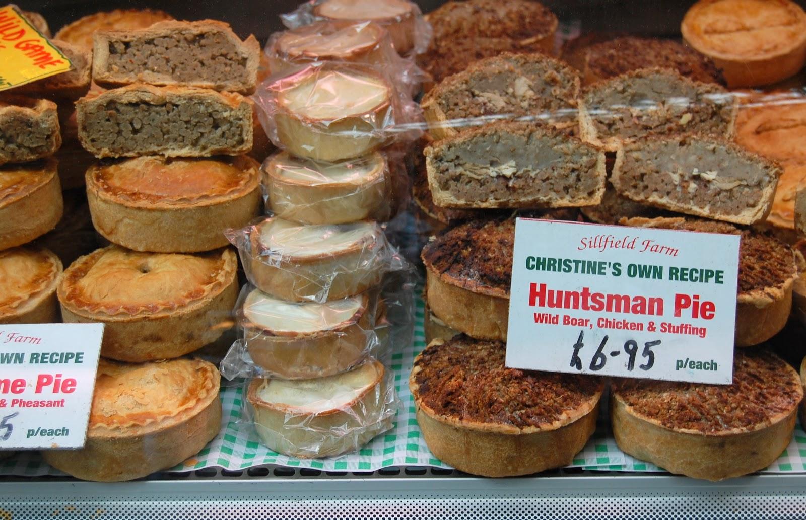 El mercado de borough recetas que nunca fallan for Comida peces estanque barata