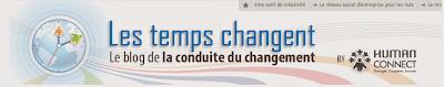 Entête Blog Les Temps Changent