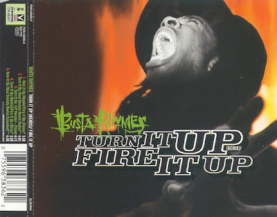 Busta Rhymes – Turn It Up (Remix) / Fire It Up (EU CDM) (1998) (320 kbps)