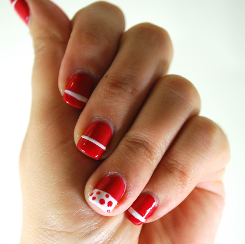 Happy Canada Day! Patriotic Nail Art for the Festivities | Moms ...