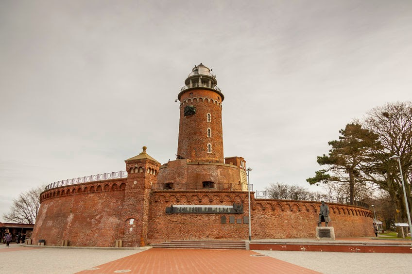 latarnia morska w Kołobrzegu