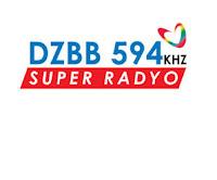 Super Radyo Manila DZBB 594 Khz logo
