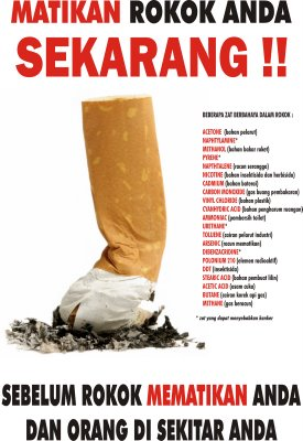 Simbol Dilarang Merokok