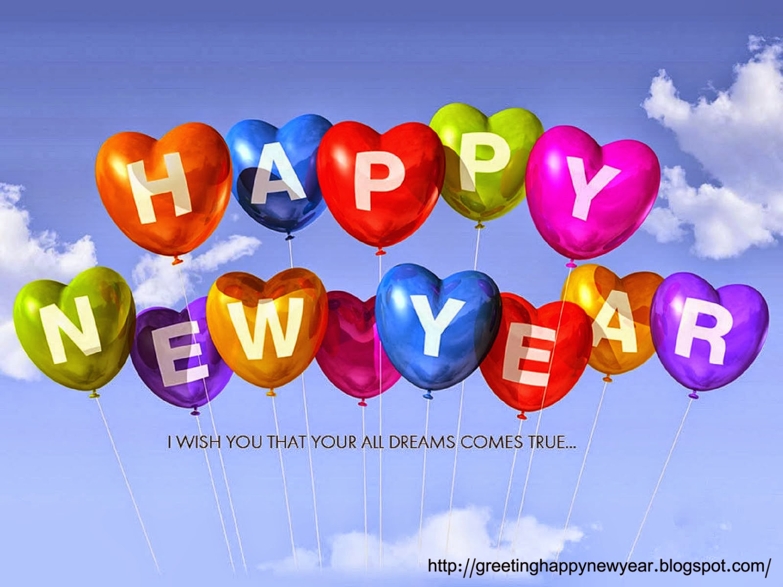 Top Class New Year Greeting 2015 – Latest Wishing Pictures