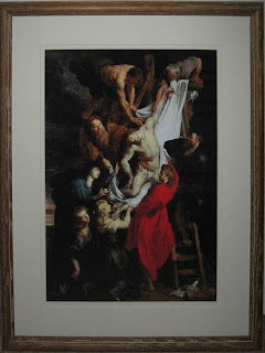 Descent from the Cross- Peter Paul Rubens