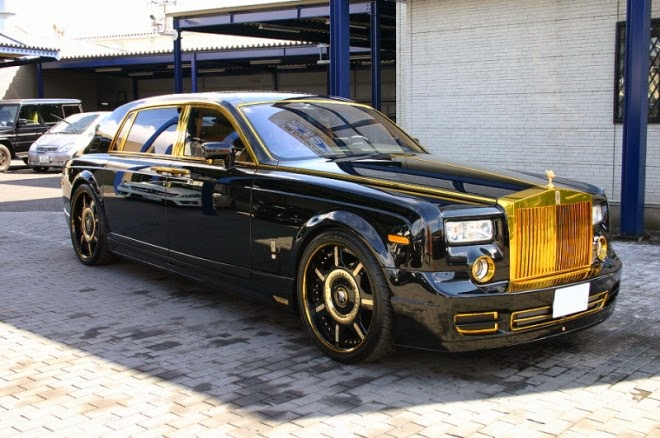 rolls royce phantom limos | the car club