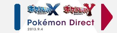 Pokemon Direct 4 Sep 2013