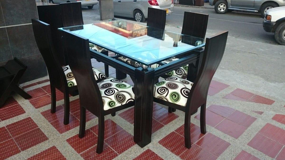 Serviflex muebles comedores deko - Comedores modernos en vidrio ...