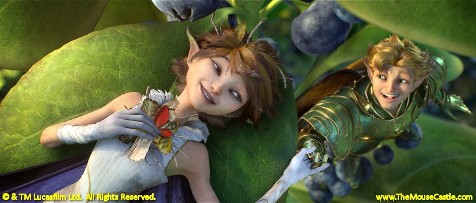 Marianne and Roland in Strange Magic