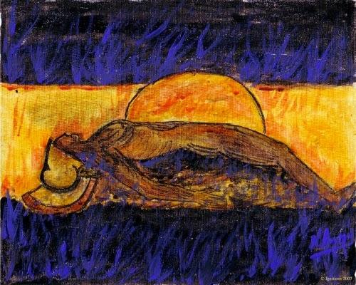 Νίκος Λυγερός - Ένα από τα ακριτικά στοιχεία της ζωής είναι ο θάνατος.