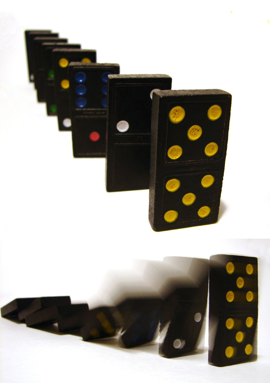 Domino Card Wallpaper