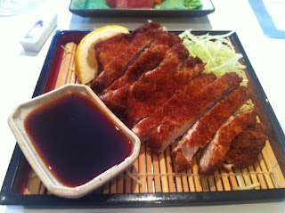 Stitch and Bear - Tonkatsu at Michie Sushi