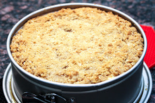 baked-cheesecake-in-pan