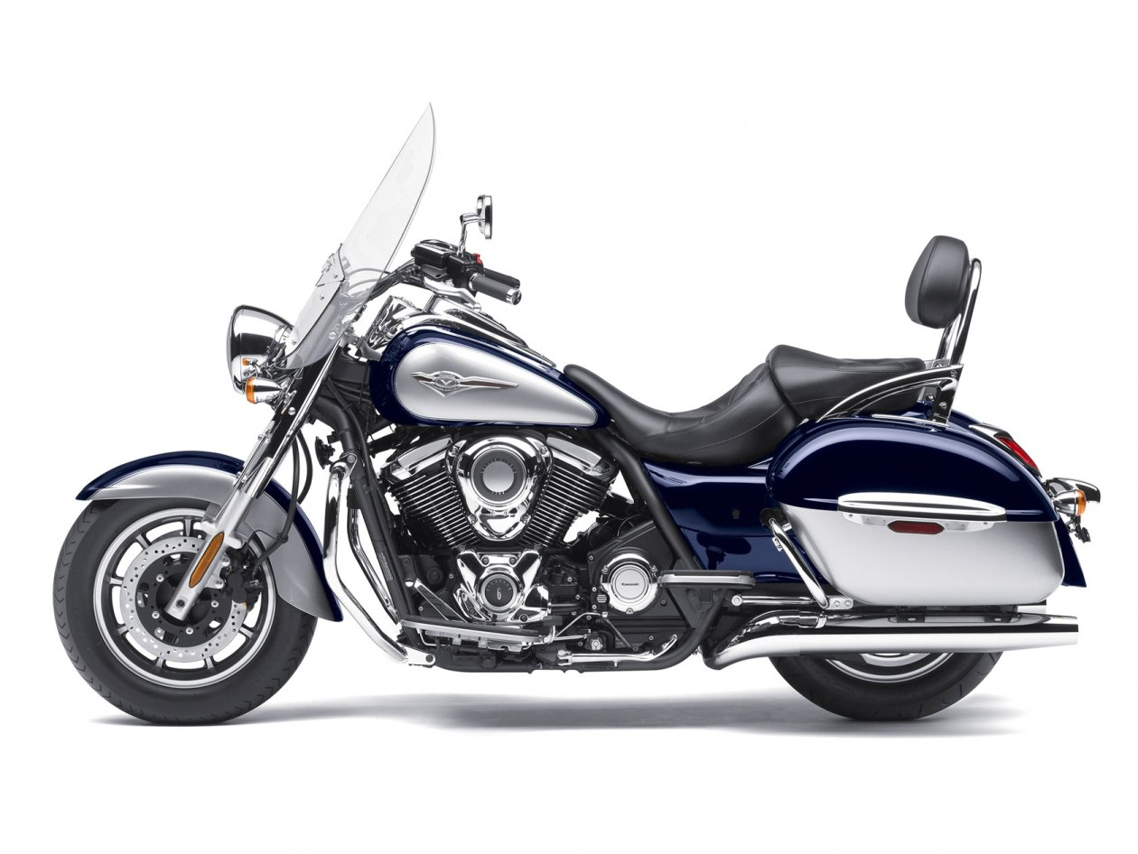 2011 Kawasaki Vulcan 1700 Nomad Specifications and Pictures