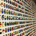 "LEGO Mural de figuras ""La tribu LEGO"" - Jugueterias Daisy"