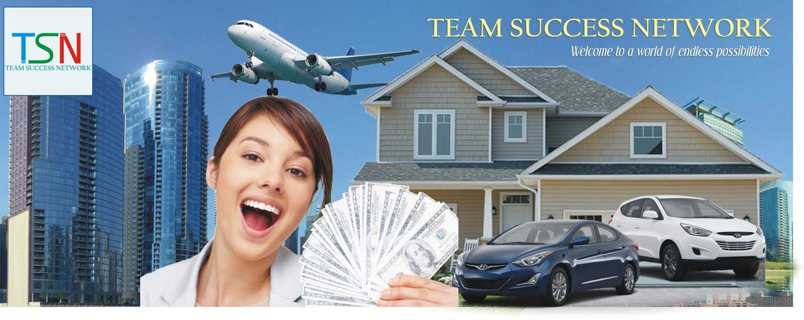 Team Success Network. About Us