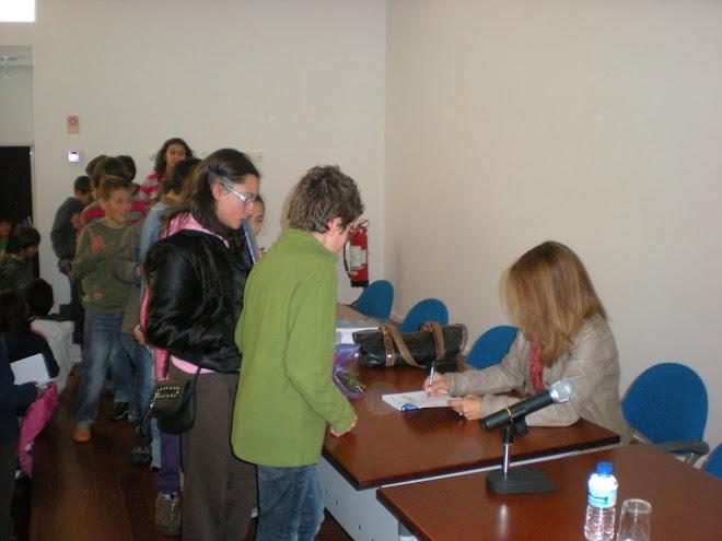Colégio Sagrado Coração de Maria - 8 Novembro 2011 Fátima -