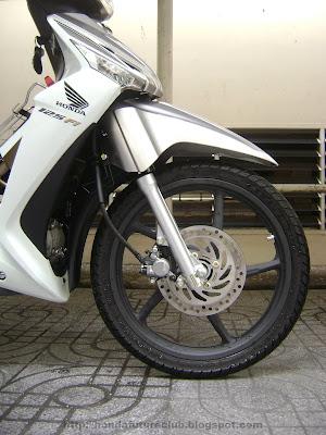 Honda Future X FI 04