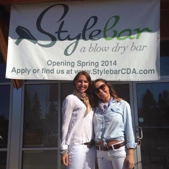 Stylebar oficially opens.