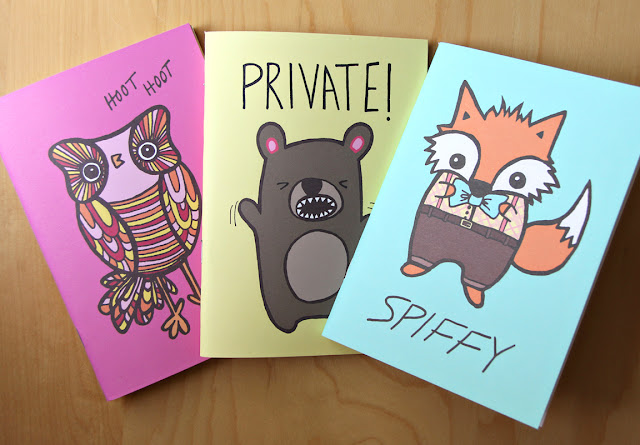 cute notebooks