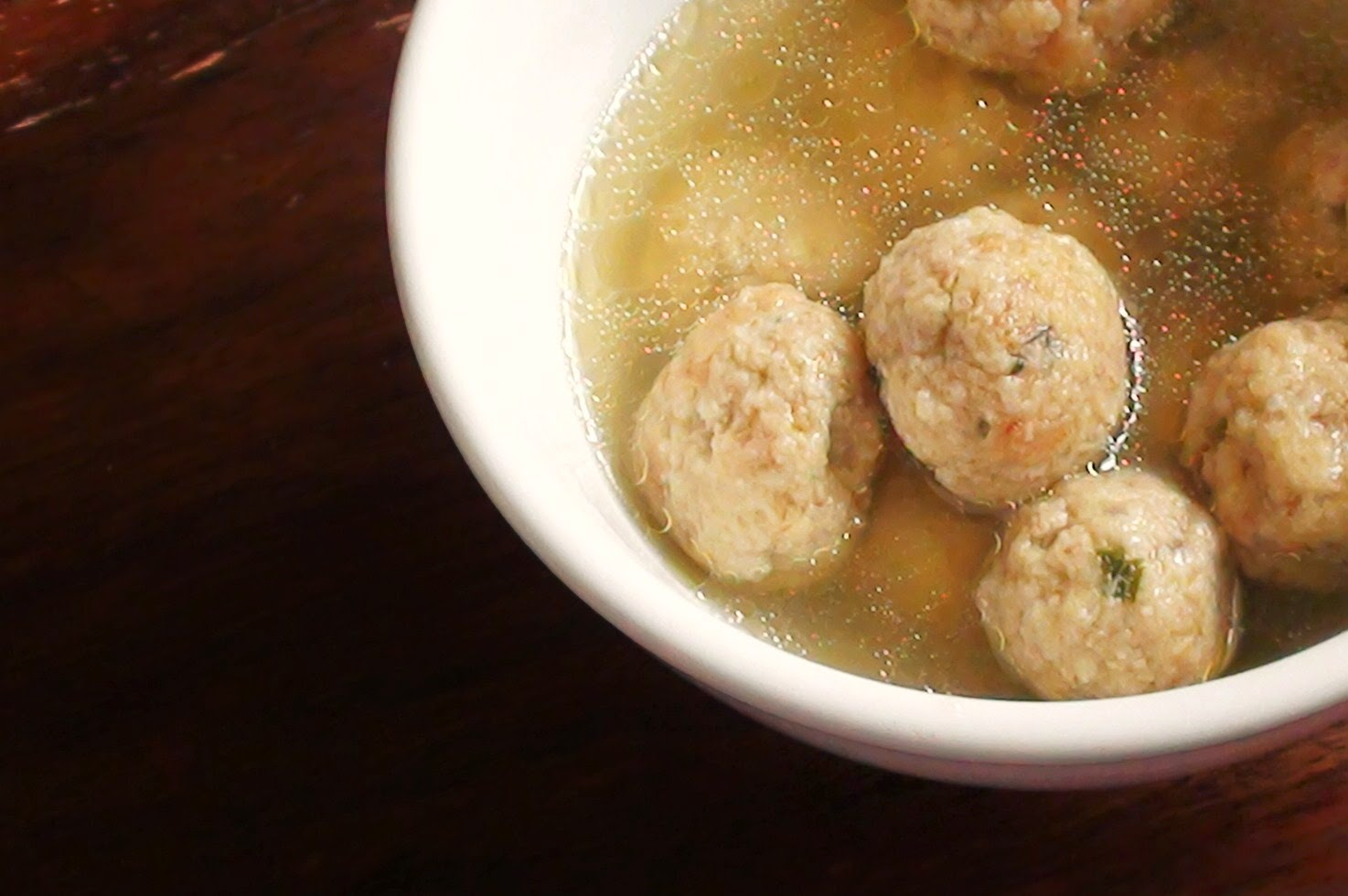 zsuzsa is in the kitchen: LIVER SOUP DUMPLINGS