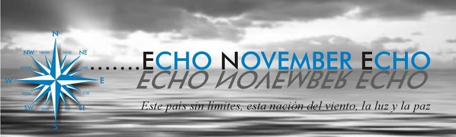 ECHO NOVEMBER ECHO