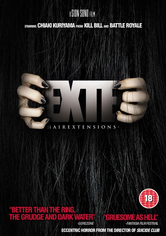 Eiga Fan Exte Hair Extensions