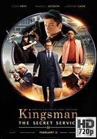 Kingsman: The Secret Service (2014) WEB-DL 720p Latino-Inglés