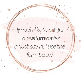 Do you have a custom order?