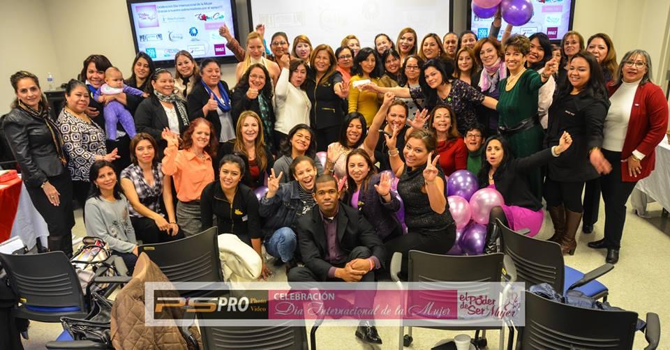 Celebracion Dia Internacional de la Mujer 2015