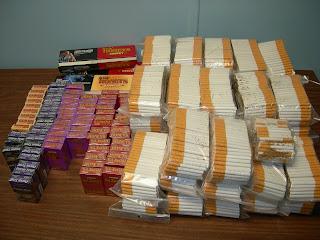 Contraband Tobacco