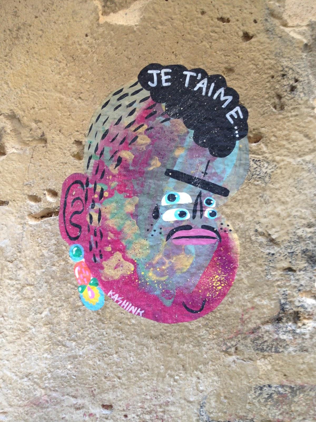Bordeaux Street Art Kashink