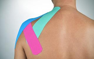 Bandagem Funcional na Natação