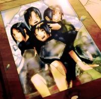 Uchiha family, Sasuke, Itachi, broke picture