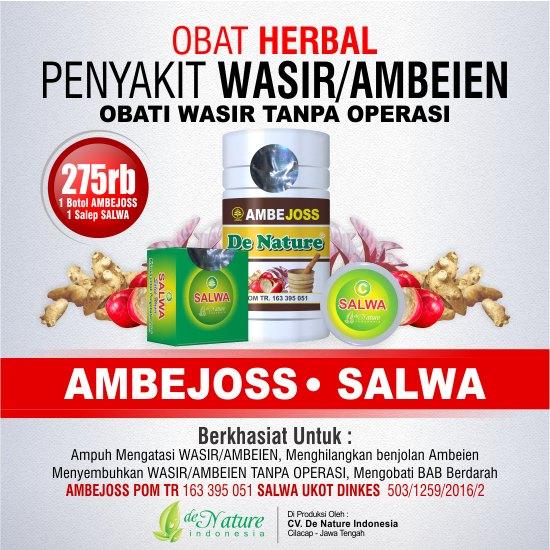 Paket Obat Herbal Wasir 1 Minggu