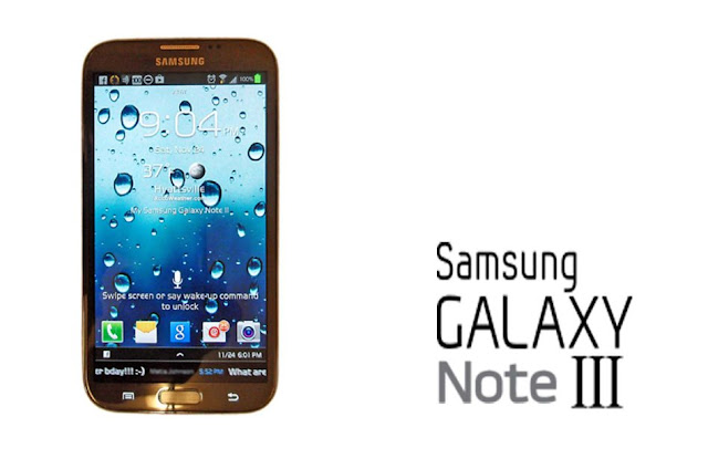 Technology Galaxy Note III