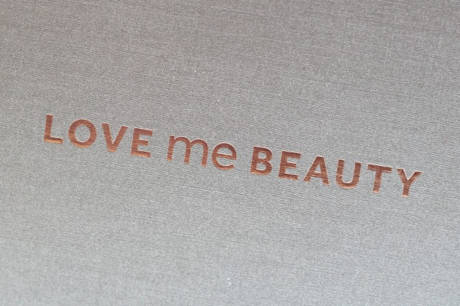 The new Love Me Beauty box