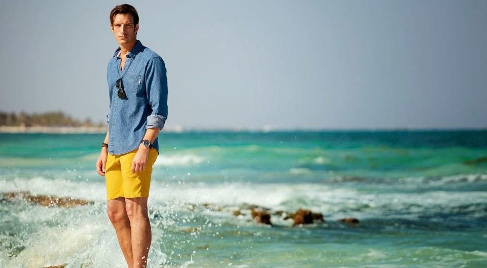 moda hombre verano 2015