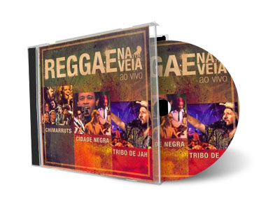 Reggae Na Veia: Ao Vivo (2012)
