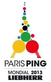 TENIS DE MESA-Mundial de París 2013
