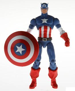 Hasbro Marvel Universe Captain America