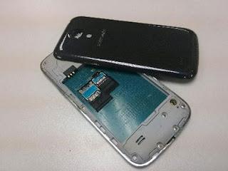 Inilah Penampakan Samsung Galaxy S4 Mini