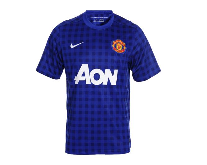 Pes 2012 Manchester United 2012 2013 Leaked New Kit Peskings  My Blog