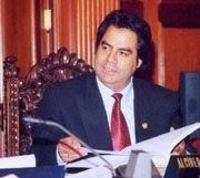 ALCIDES CHAMORRO, ALCALDE DE LA CIUDAD DE HUANCAYO