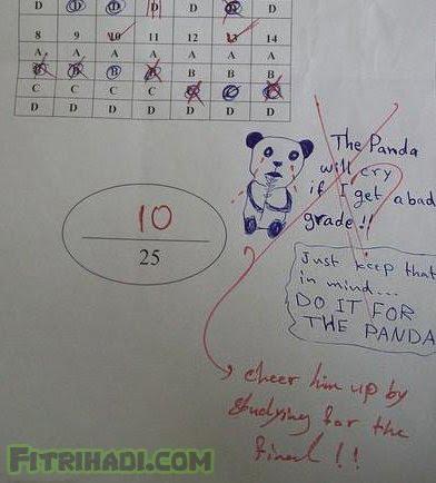 cara mintak dapat markah lebih exam periksa