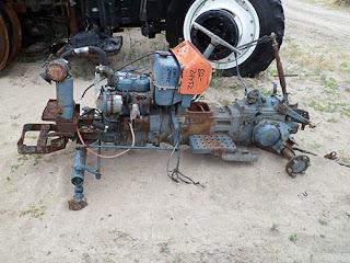 Kubota B2100 parts