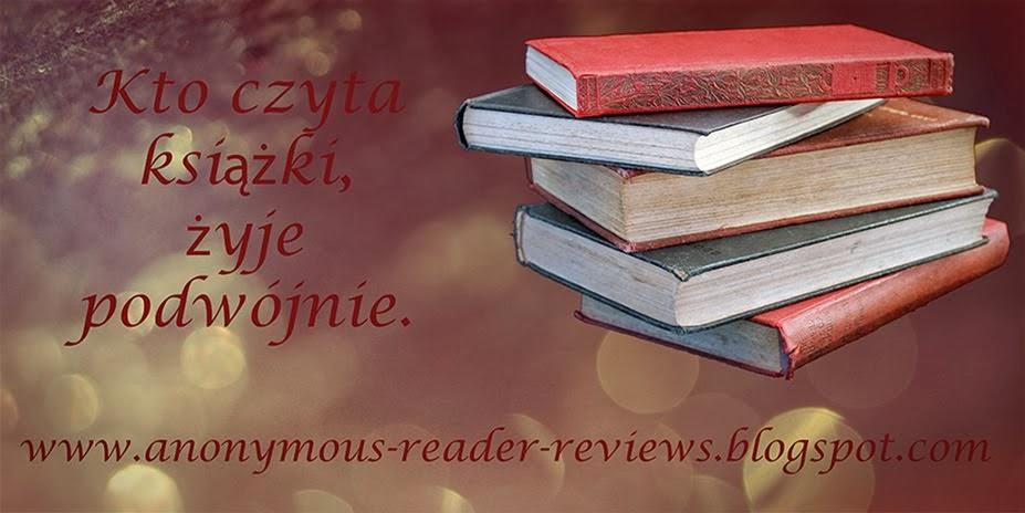 Anonymous reader - recenzje książek