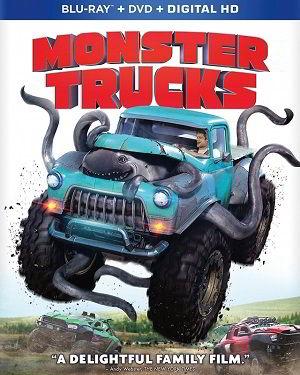Monster Trucks 2016 BRRip BluRay 720p 1080p