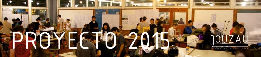 Tecnologia IV - Curso 2015